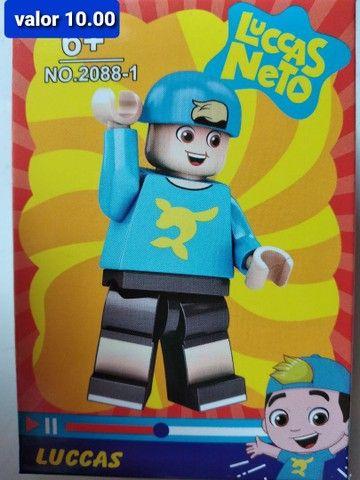Lucas Neto blocos de montar Similar ao lego - Foto 3