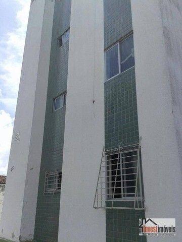 Apartamento com 2 dormitórios para alugar, 70 m² por R$ 950,00/mês - Cordeiro - Recife/PE - Foto 2