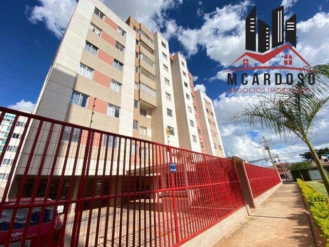 apartamento 2 quartos, otima localização prox. do metro, c/ varanda, samambaia sul - Foto 13