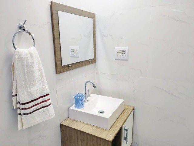 Apartamento em Jardim Limoeiro, 2 quartos, Porcelanato, Armários, Pronto para Morar - Foto 5
