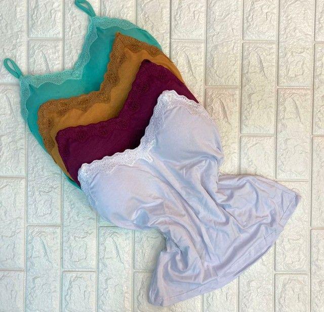 Blusinhas básicas  - Foto 4