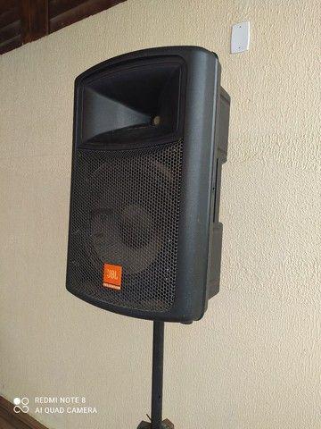 "Caixa Ativa JBL auto falante 12"" - Foto 2"
