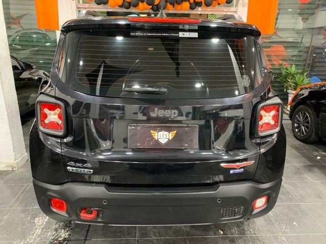Jeep Renegade Trailhawk 2.0 4x4 Turbo DIESEL 2016  - Foto 7