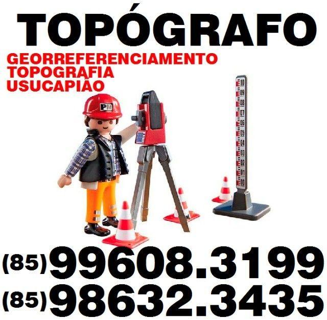 Topógrafo, com serviços completa para Ação de Usucapião, Topografia, Georreferenciamento - Foto 4
