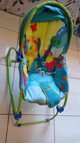 Cadeira de descanso baby - Bouncer Sunshine  - Safety 1st - Foto 2