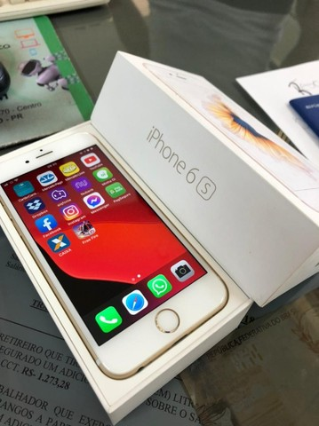 Apple iPhone 6s 16GB Gold - Foto 4