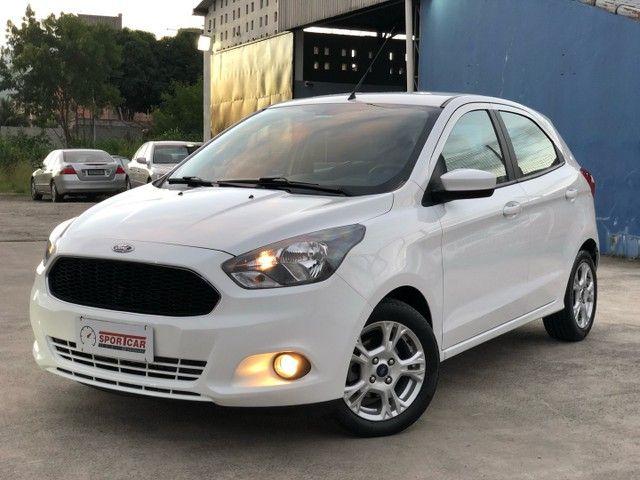 Ford KA Sel 1.5 2017 Top de Linha ( Ipva 2021 Total Pago )