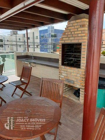 Apartamento nos Bancários com 02 Quartos e Área de Lazer Completa - Foto 9