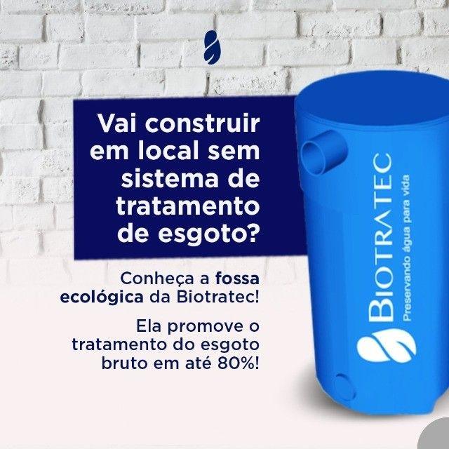 Fossa de  1300L - Sem frete - Á Vista - R$1.699,00 - Ecológica Biotratec. - Foto 2
