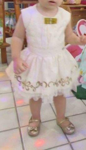 Vestido lindo 1 ano - Foto 2