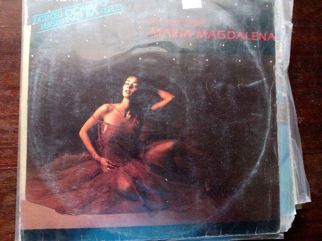 LP disco de vinil Sandra Maria Magdalena 12 inch