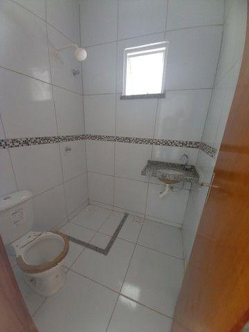 WS casa nova com 2 quartos 2 banheiros com documentação inclusa - Foto 13