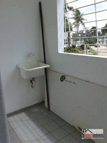 Apartamento com 2 dormitórios para alugar, 70 m² por R$ 950,00/mês - Cordeiro - Recife/PE - Foto 12