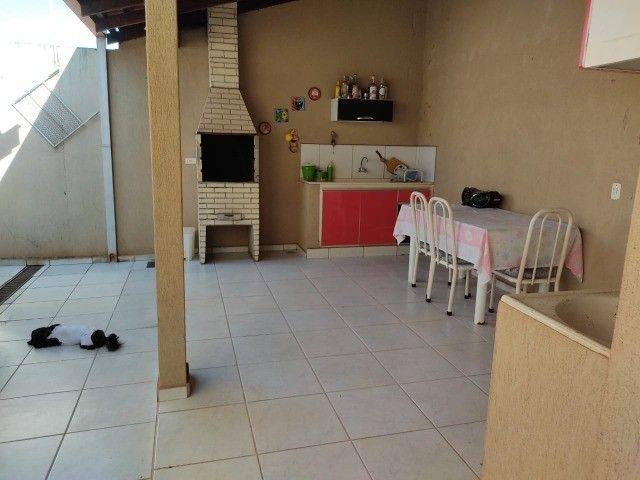 Casa 02quartos, edícula com churrasqueira, jardim Parati - Foto 16