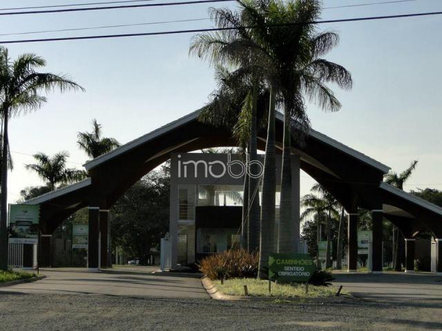 Terreno residencial à venda, Parque Ecoresidencial Fazenda Jequitibá, Sorocaba - TE0126.