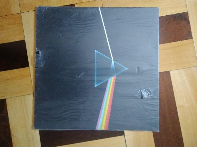 Vendo LP Pink Floyd - Dark Side of the Moon