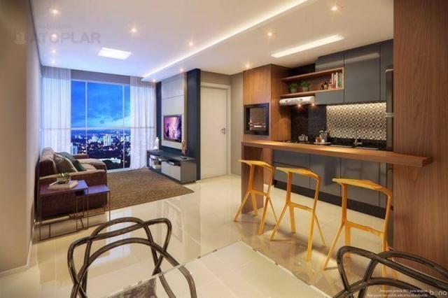 Apartamento com 2 dormitórios à venda, 58 m² por r$ 520.899,49 - centro - balneário cambor - Foto 3