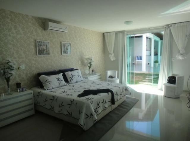 Samuel Pereira oferece: Magnífica casa térrea no Condomínio Mansões Entre Lagos com lazer - Foto 16