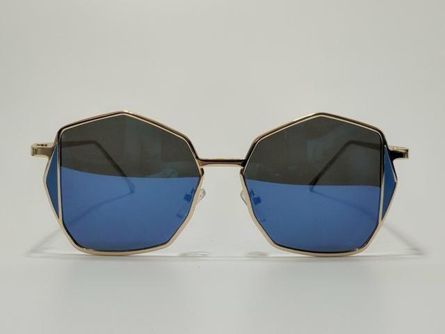 Óculos Octagonal Feminino - Bijouterias, relógios e acessórios ... d164f13ad8