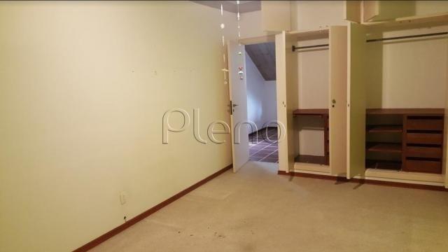 Casa para alugar com 3 dormitórios em Nova campinas, Campinas cod:CA014313 - Foto 14