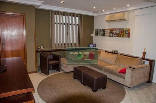 Casa com 4 dormitórios à venda, 380 m² por r$ 2.500.000 - mata da praia - vitória/es - Foto 20
