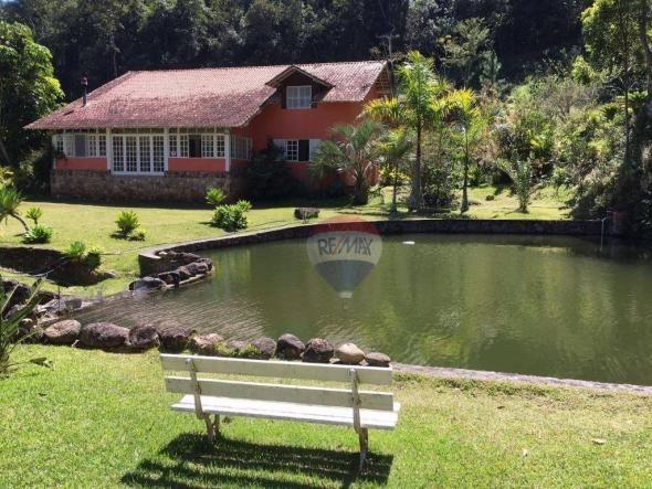 Sítio com 4 dormitórios à venda, 120000 m² por R$ 1.700.000 - Córrego das Pedras - Teresóp