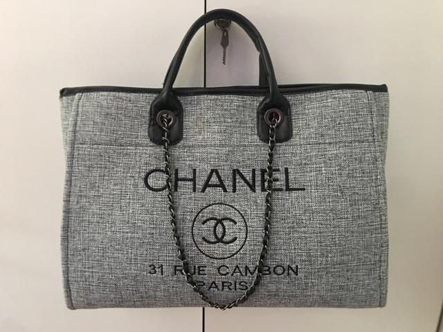 bb85b6b73da97f Bolsa Chanel Deauville - Bolsas, malas e mochilas - Asa Norte ...