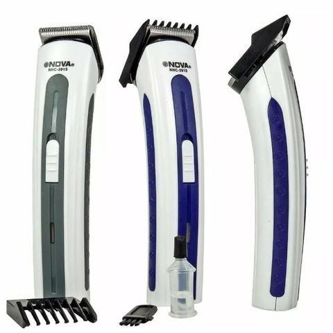 6e184a559 Maquina para Cortar Cabelo Barba e Pezinho Recarregavel