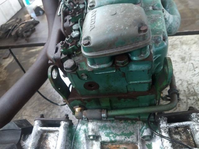 Motor volvo NL 10 - 340 ano 89 - Foto 4