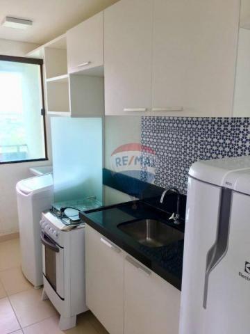 Apartamento com 2 dormitórios à venda, 52 m² por r$ 239.990,00 - ponta negra - natal/rn - Foto 10