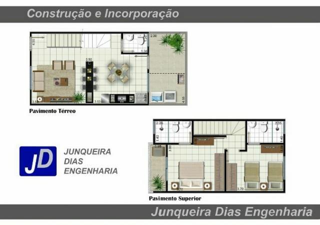 Pronto para morar na Martim de Sá- Condomínio Village São Joaquim - Foto 15