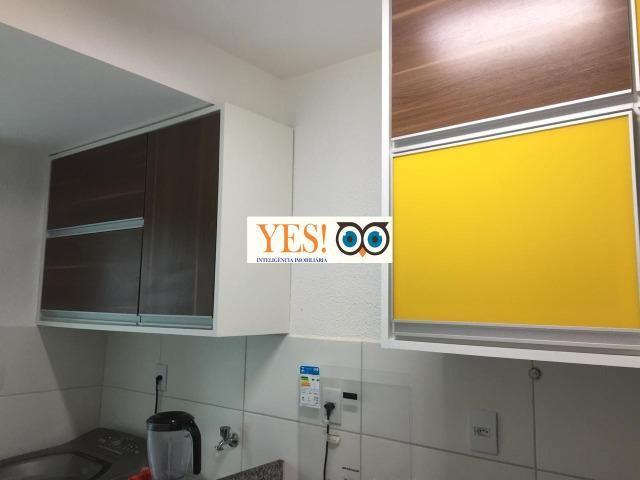 Apartamento 2/4 para Aluguel no Condomínio Vila de Espanha - SIM - Foto 2