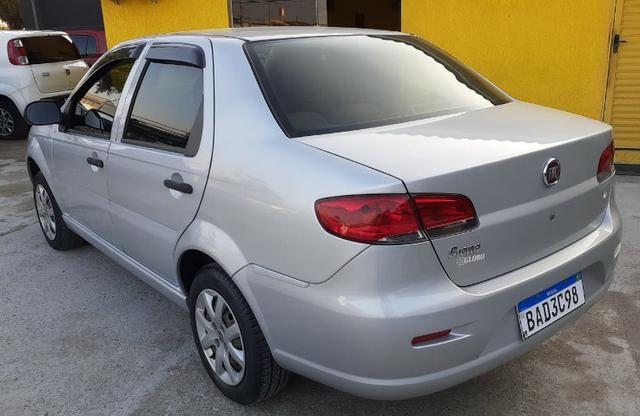 Fiat Siena EL 1.0 muito novo + GNV - Foto 7