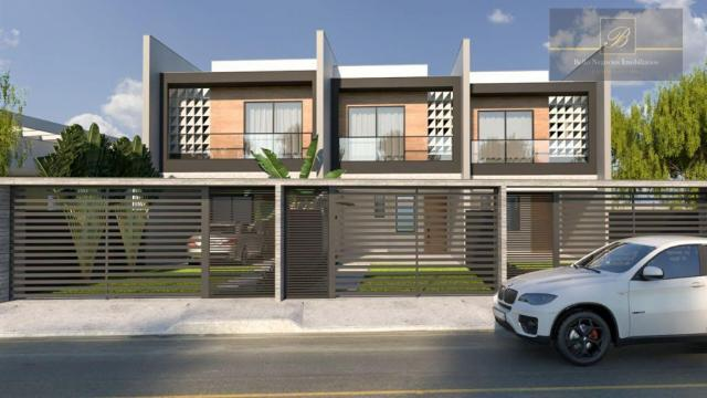 Sobrado residencial à venda, Glória, Joinville - SO0929.
