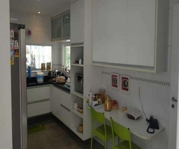 Casa 4 Suítes Alpaville 1 Piscina e Área Gourmet Privativa - Foto 12