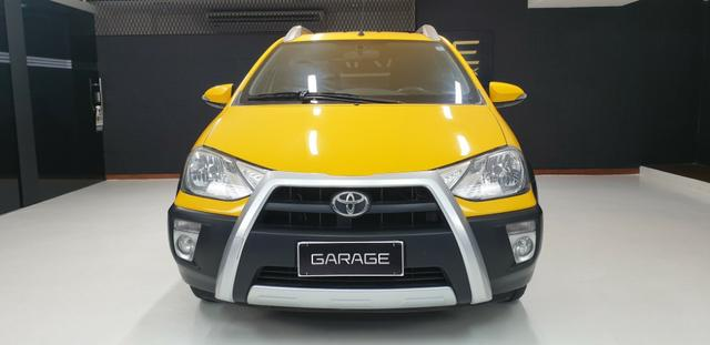 Toyota Etios HB Cross 1.5 Flex 2014/14 - Foto 5