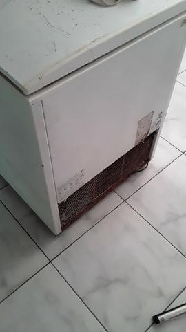 Freezer Horizontal 2 tampas H500 Electrolux 477litros - Foto 2