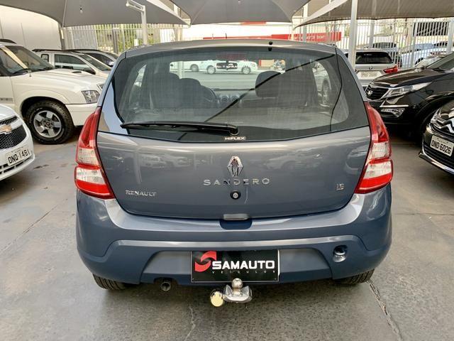 Renault Sandero 1.6 2011/2012 - Foto 4