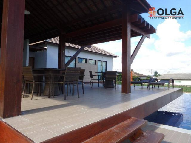 Casa em condomínio de alto padrão, à venda - Gravatá/PE - Foto 4