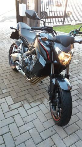 CB 650f 2015 inpecàvel aceito moto de menor valor 28,500 no dinheiro
