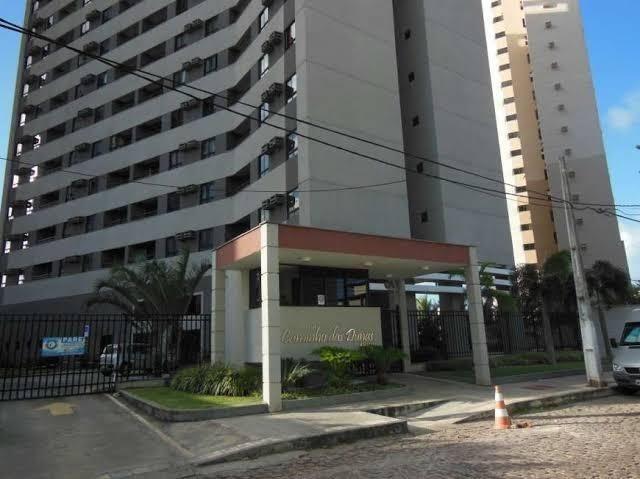 Caminho das Dunas - 56m² 2/4 Com suite - Capim Macio ao Extra e UnP da Roberto Freire