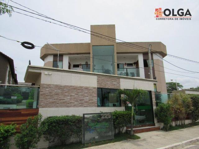 Apartamento com 2 dormitórios à venda, 75 m² - Gravatá/PE - Foto 2