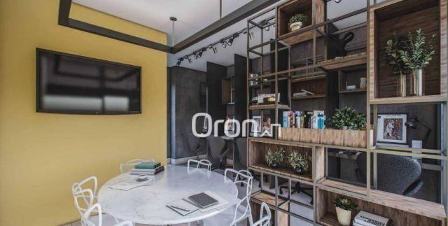 Apartamento com 2 dormitórios à venda, 71 m² por R$ 396.000,00 - Setor Marista - Goiânia/G - Foto 9