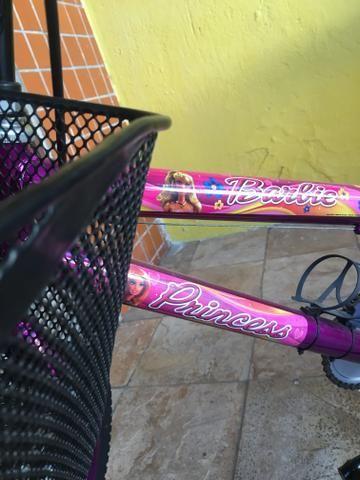 Bicicleta Barbie - Foto 5