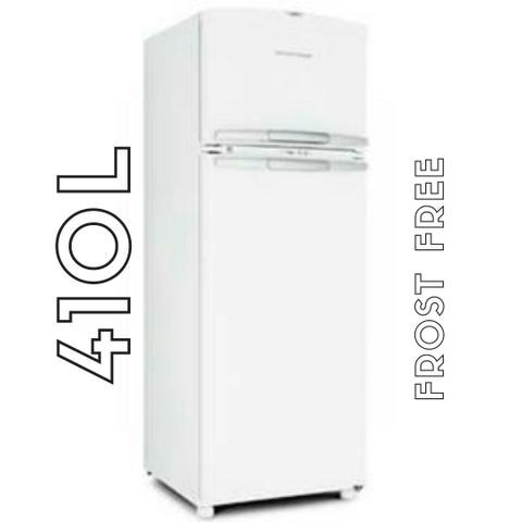 Geladeira Brastemp Frost Free 410 Litros Branca