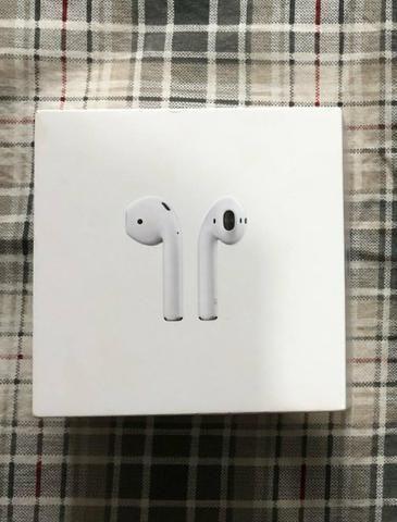 Vendo Apple Airpods zero