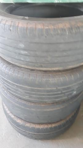 Vendo pneu ecosport - Foto 2