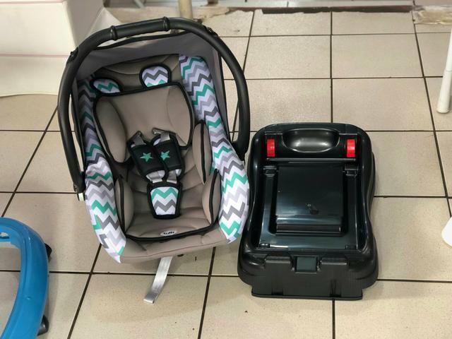 Bebes Conforto Tutti Baby Com Base Automotiva - Foto 2