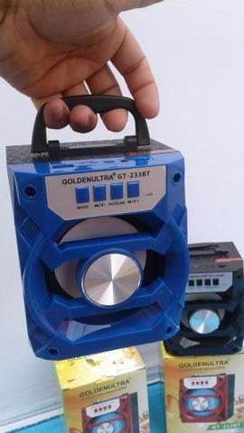 Caixa De Som Bluetooth Portátil ( Promoção ) - Foto 4