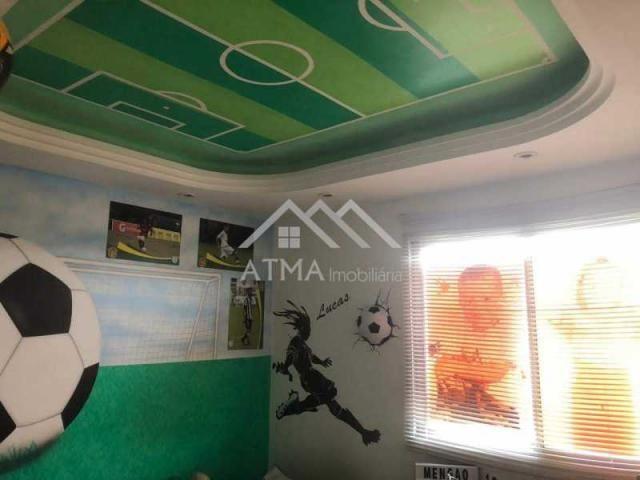 Apartamento à venda com 3 dormitórios em Vila da penha, Rio de janeiro cod:VPAP30144 - Foto 18